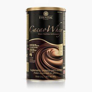 Cacao Whey - 900g - Essential Nutrition