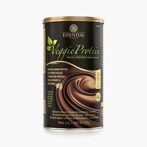Veggie Protein Cacao - 455g - Essential Nutrition